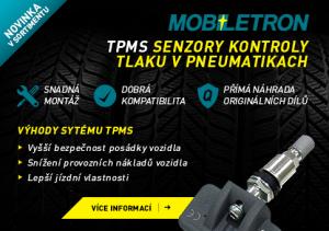 ALLSTAR: Novinka v sortimentu – TPMS senzory