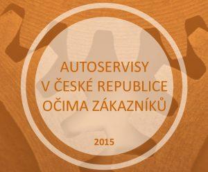 Analýza: Autoservisy očima zákazníků 2015
