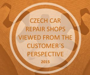 Czech Car Repair Shops Viewed From The Customer's Perspective