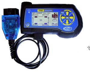 Magneti Marelli: Systémy pro monitorování tlaku v pneumatikách s využitím TPMS Connect Evo