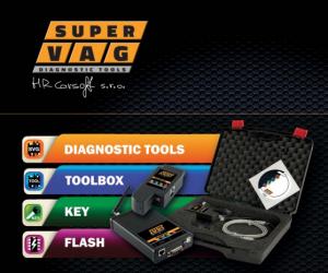 SuperVAG: Nový průvodce instalací