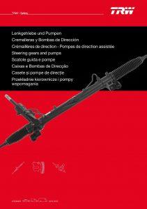 Nový katalog TRW - repasované díly řízení