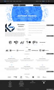 Nové webové stránky KS Motor