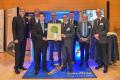 Goodyear převzal ekologickou cenu Lucemburské podnikatelské federace za inovativní využití popela z rýžových slupek