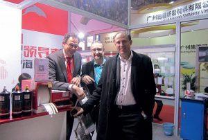 Interaction posílá pozdravy z Pekingu