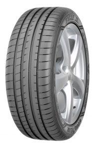 Mercedes-Benz si pro vozy třídy E vybral pneumatiky Goodyear