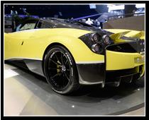 Ženevský autosalon – nejlepší automobily obuty pneumatikami Pirelli