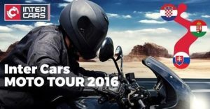 Registrace na Inter Cars Moto Tour 2016