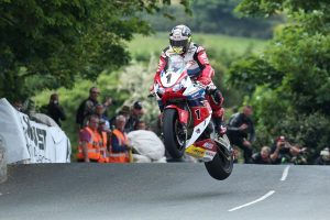 Dunlop si bohatě splnil cíle, které si dal pro letošní závod Isle of Man TT