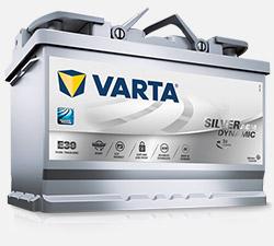 Nová řada výkonnějších autobaterií Varta