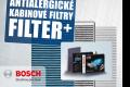 AD Partner: Filtry od Bosche – FILTER+ nově v sortimentu