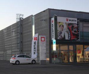 Předváděcí akce firmy Würth