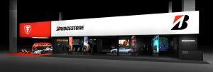 Bridgestone na Pařížském autosalonu 2016