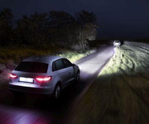 Dramatické zlepšení automobilových světlometů od dob Fordu T
