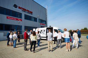 Společenské setkání zákazníků firmy Inter-Team v České republice
