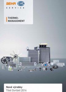 Společnost HELLA CZ představila novinky Behr Hella Service v oblasti thermo-managementu