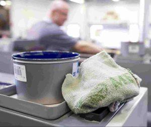Profesionální čištění s čisticími utěrkami pro opakované použití