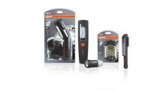 Novinka u Stahlgruber CZ – inspekční LED svítilny Osram