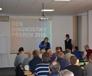 Den autodiagnostiky č. 9 - již tradičně vydařené setkání autodiagnostiků v Přerově