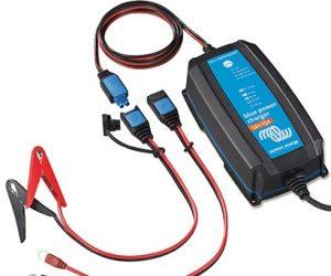 Novinka v sortimentu Elán Car: Profesionální nabíječky baterií Blue Power