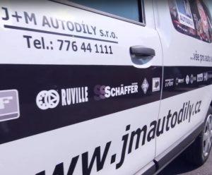 Prodloužení termínu objednávek u J+M autodíly