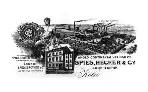 spies-hecker-factory