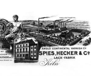 Spies Hecker – Váš partner již 135 let
