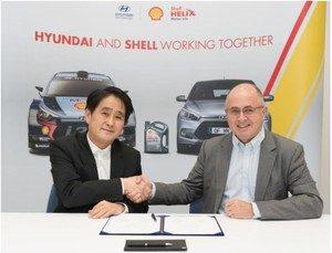 Partnerství Shell a Hyundai Motorsport prodlouženo
