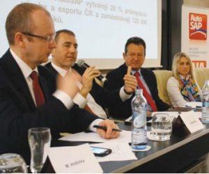 Kolokvium o budoucnosti automobilového průmyslu v České republice