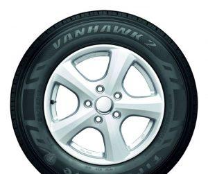 Nová pneumatika Firestone Vanhawk 2