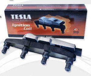 Zapalovací cívky Tesla v nabídce Autoparts