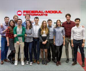 Federal-Mogul Motorparts nabízí absolventům kariéru
