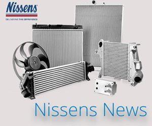 Novinky v sortimentu Nissens - únor 2018