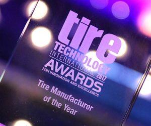 Continental získal ocenění Výrobce pneumatik roku