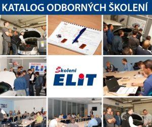 ELIT vydává katalog školení na 1. pololetí 2017