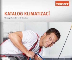 TROST - nový katalog klimatizací