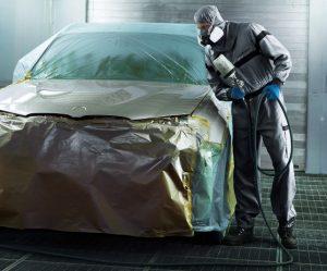Zahájení zkušebního provozu nové nejmodernější lakovny dealerství BMW Group