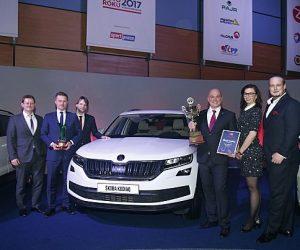 Dodavatelé pro Auto roku 2017 v ČR