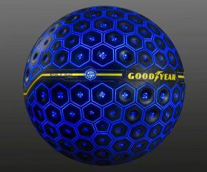 Goodyear Eagle 360 Urban – pneu s umělou inteligencí