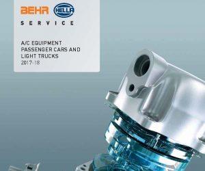 Behr Hella Service vydává nový katalog dílů klimatizací
