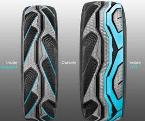 Goodyear představuje nejnovější studii pneumatik