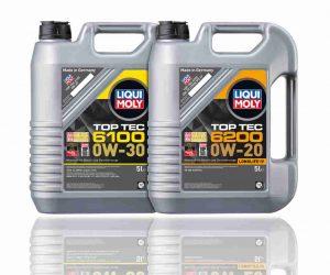 Nová generace motorových olejů LIQUI MOLY