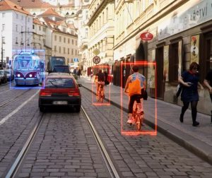 Jak Valeo testuje své senzory v městském provozu