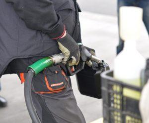 Měření jakosti pohonných hmot v únoru 2017