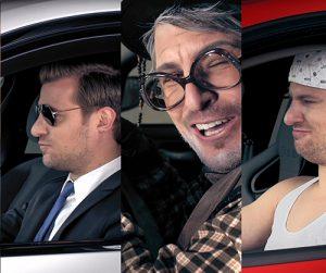 That´s my ride! – zjistěte, který typ auta se k vám nejvíc hodí