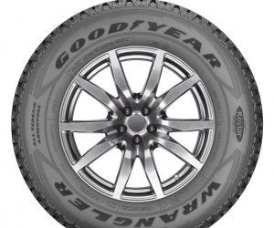 Ideální pro terén i silnici - nová pneumatika od Goodyearu