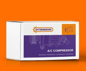Nová značka repasovaných dílů Ditermann