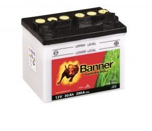 Baterie Banner Garden Bull - profesionální energie pro trávník