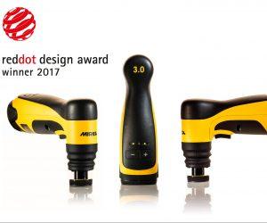 Bruska Mirka získala ocenění Red Dot Design Award 2017