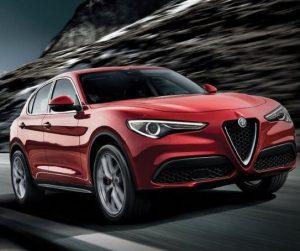 Bridgestone dodává pneumatiky značce Alfa Romeo pro její první prémiové SUV střední třídy